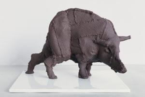 Schwein aus Porzellan, 2006